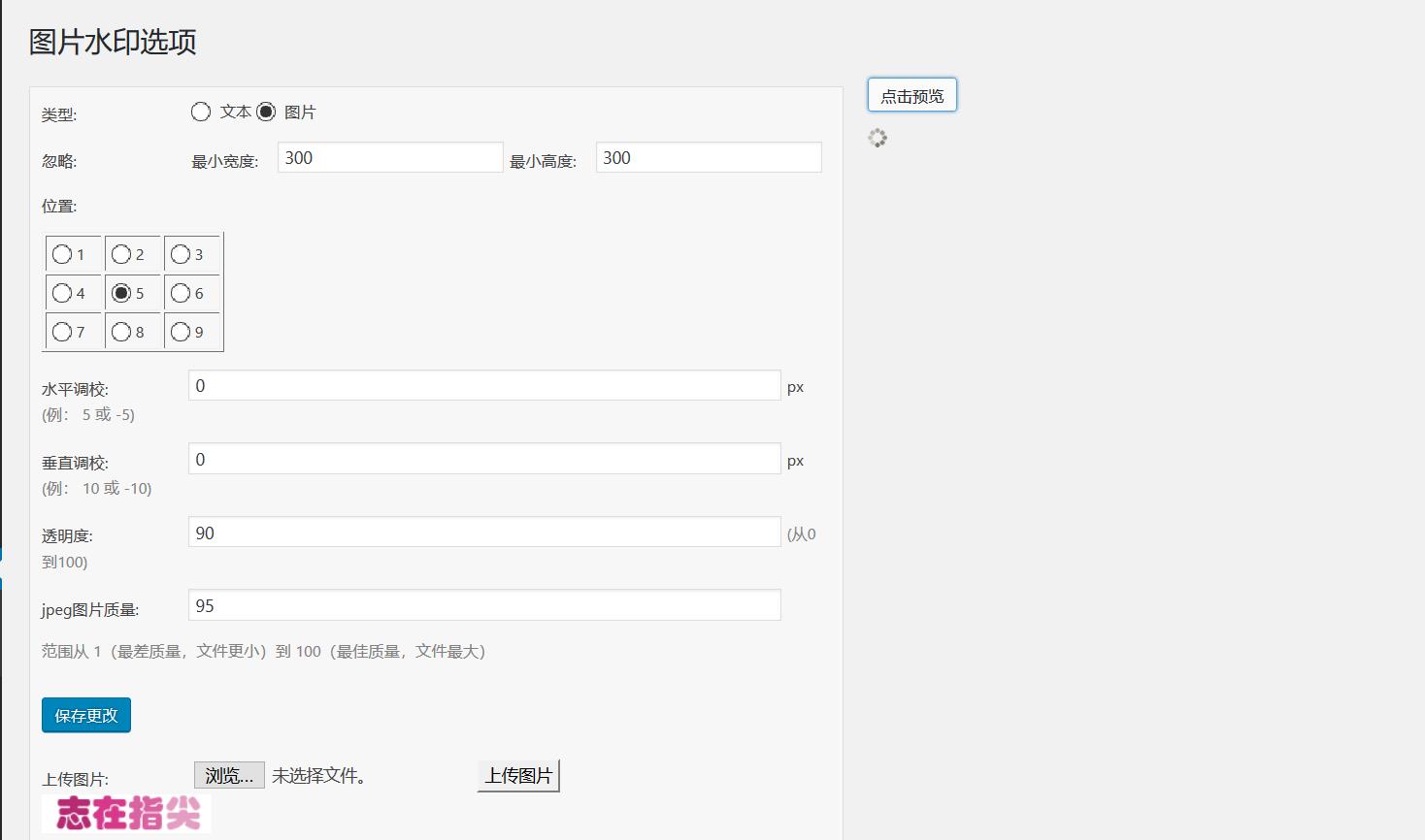 WordPress图片水印插件-IT技术网站