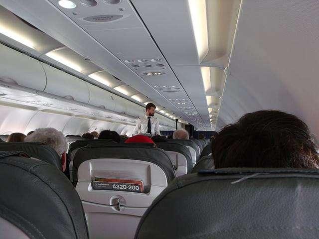 """乘飞机邻座是胖子 男子称被""""挤伤""""状告英航索8.9万"""