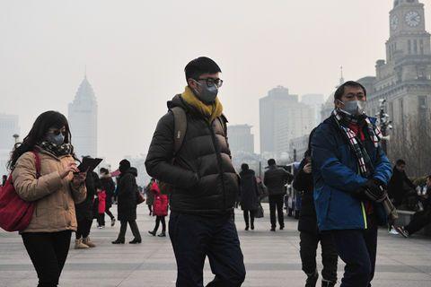 空气污染导致糖尿病