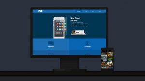 互联网年代网站需求的是设计新颖-IT技术网站