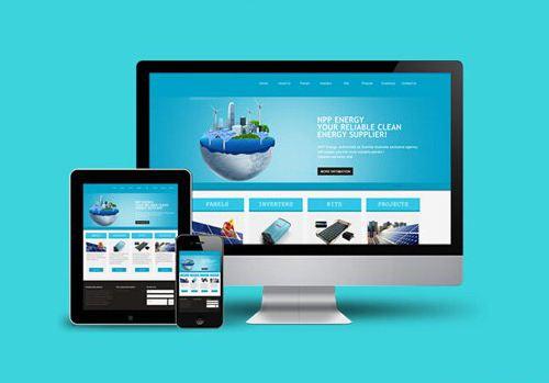 网站建设遵循的原则以及优势-IT技术网站