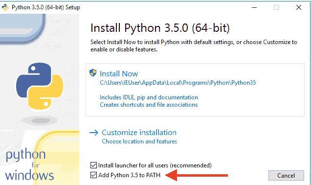 安装python(python详细安装步骤教程)-IT技术网站