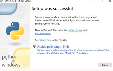 安装Python5