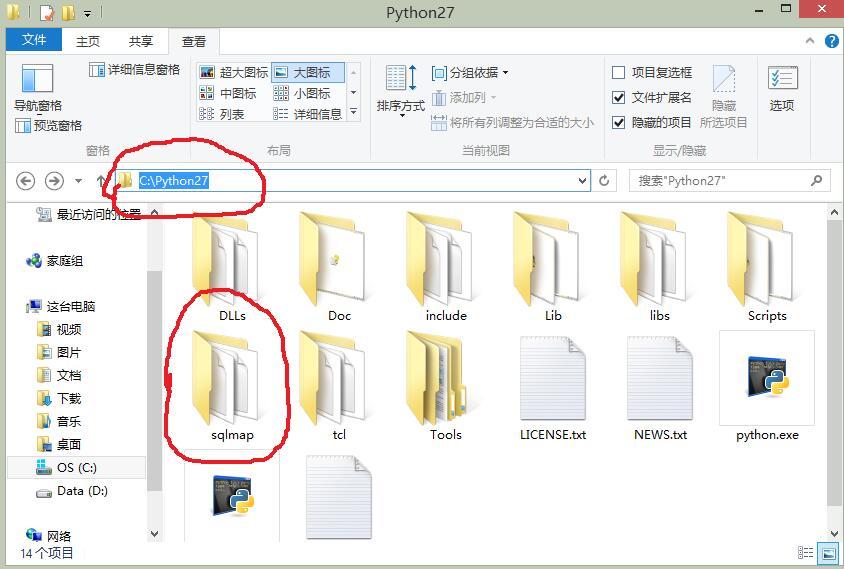 SQLMap安装2