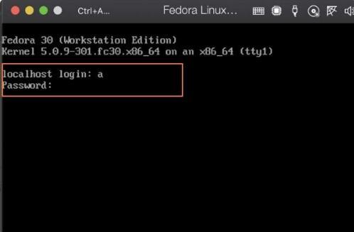 linux怎么切换到桌面4