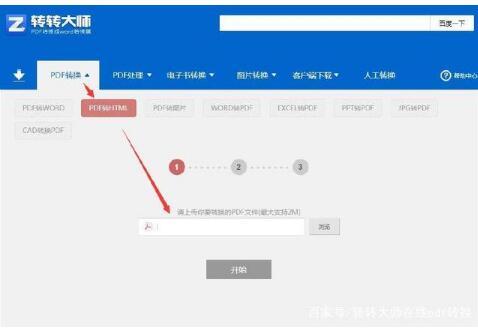 pdf转html(怎么把pdf转成html格式)-IT技术网站