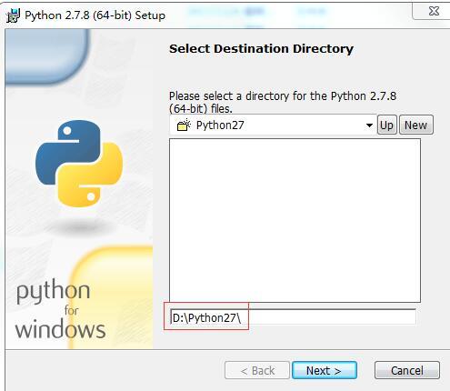 python安装2