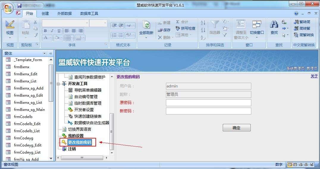 access中文