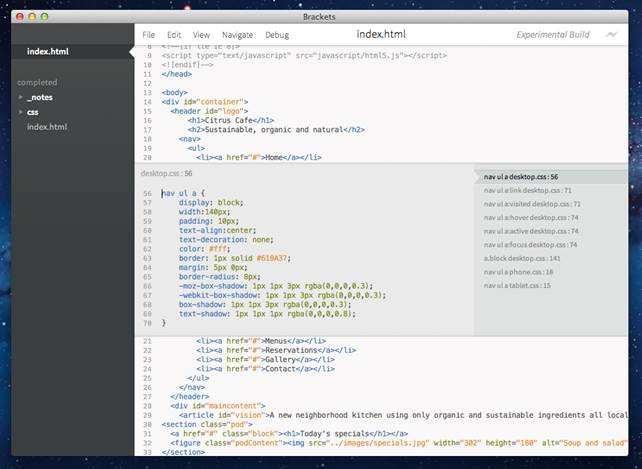 html5开发
