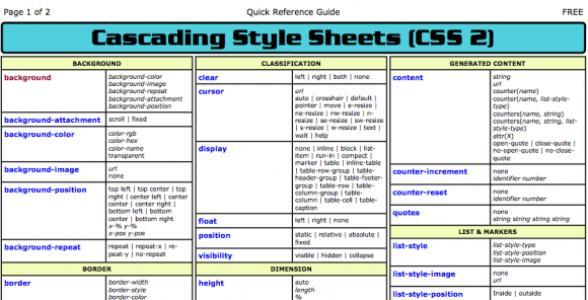 css手册(CSS参考手册中文)-IT技术网站